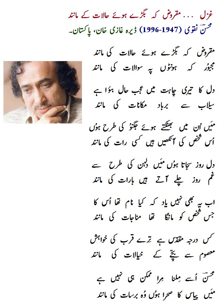 MOHSIN NAQVI PDF DOWNLOAD